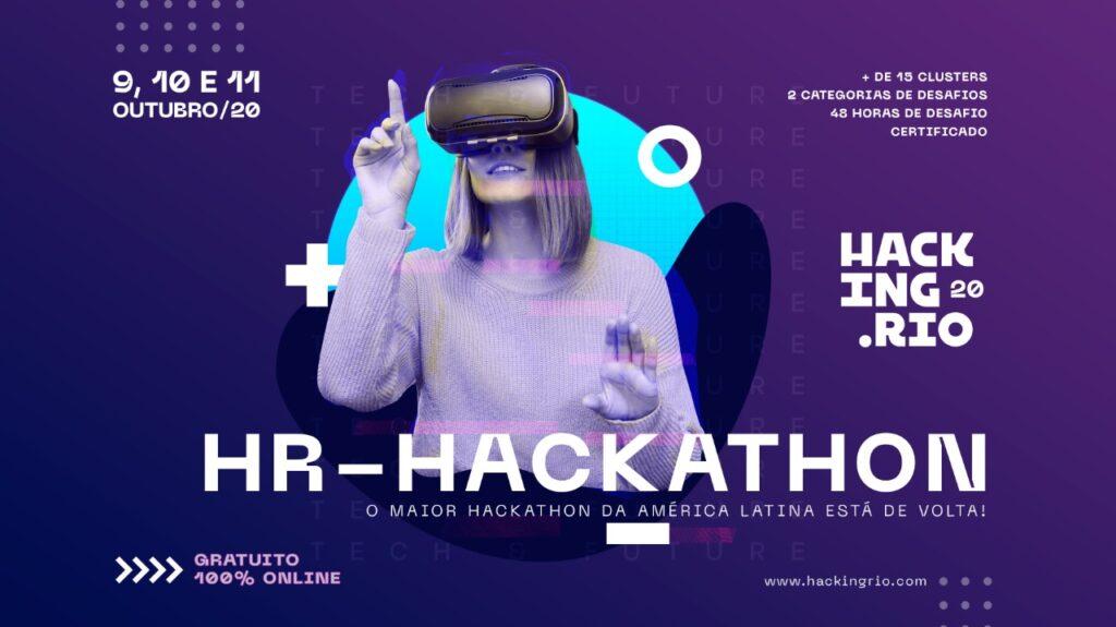Hacking.Rio 2020 pretende gerar soluções para problemas da sociedade em 15 diferentes setores